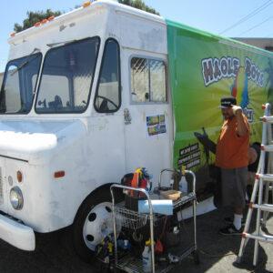 Haole Boys Vehicle Wrap